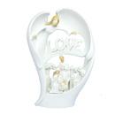 Light Up Angel-Love & Holy Family