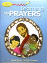 Learning My Prayers 填色冊