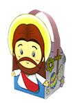 四旬期復活節小手工-福傳復活籃小手工