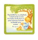 陶瓷經文牌擺設 (Lord is my shepherd)