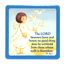 陶瓷經文牌擺設 (Lord bestows favor)