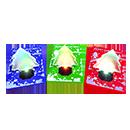 聖誕小禮物-聖誕樹咭片燈