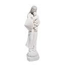 越南聖母聖嬰座(白色)