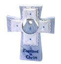 BB領洗座檯十字架