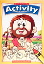 Jesus's 12 Apostles Activity Coloring & Learning book