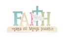 信德(Faith)座檯飾物