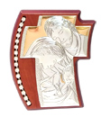 Silver Plate(Holy Family)